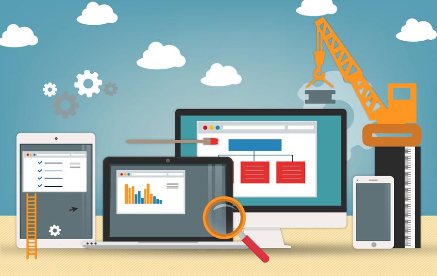 desarrollo de sitio web